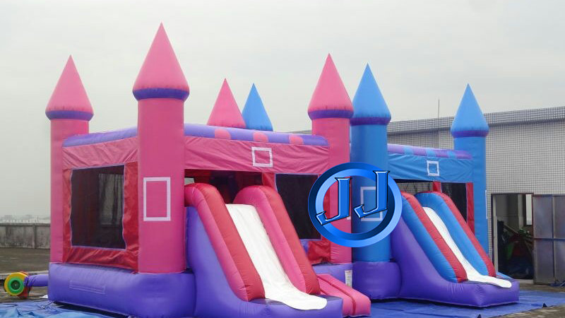 Cheap jumping castle combo
