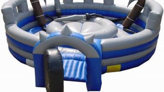 Inflatable Gladiator Joust Arena