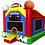 Thumbnail: Sports Arena jumping castle