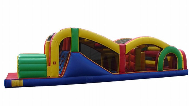 Extreme Rush Inflatable Obstacle Course