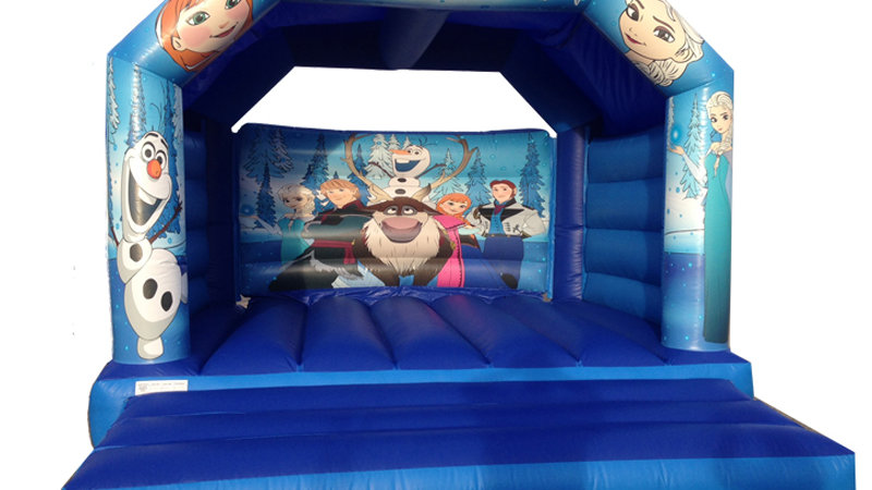 Cheap Frozen Bouncy Castle