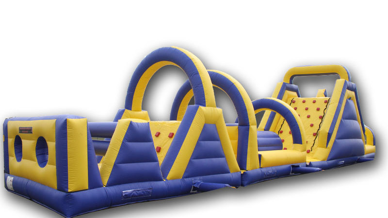 Ultimate Blow Up Obstacle Course