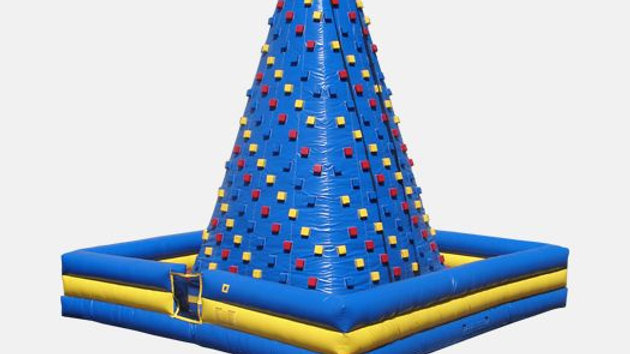Inflatable Wall Climbing Game
