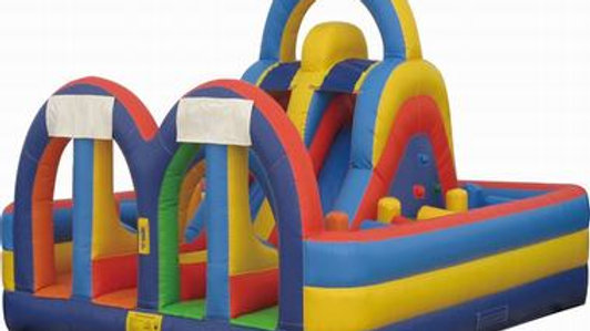 Playground Kids Obstacle Course