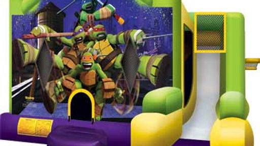 Teenage Mutant Ninja Turtles Jumping castle Combo