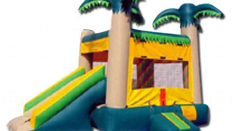 Tropical Combo Jump