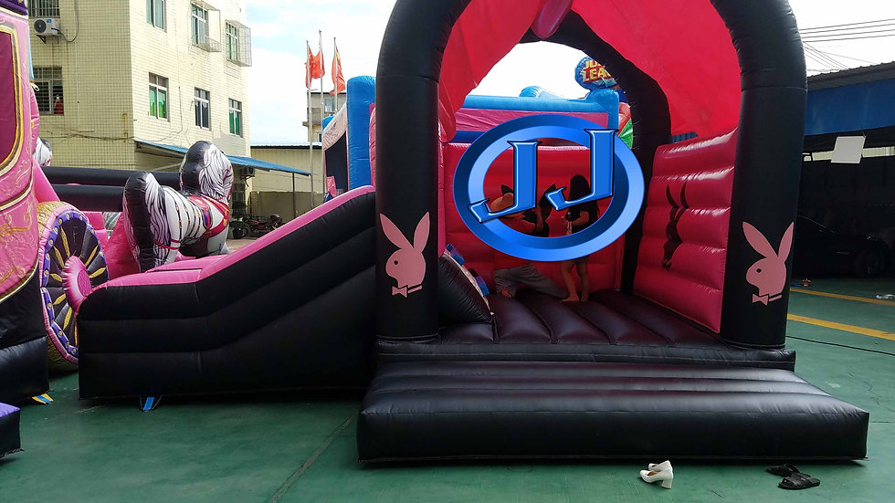 Play boy Combo Adult Jumping Castle