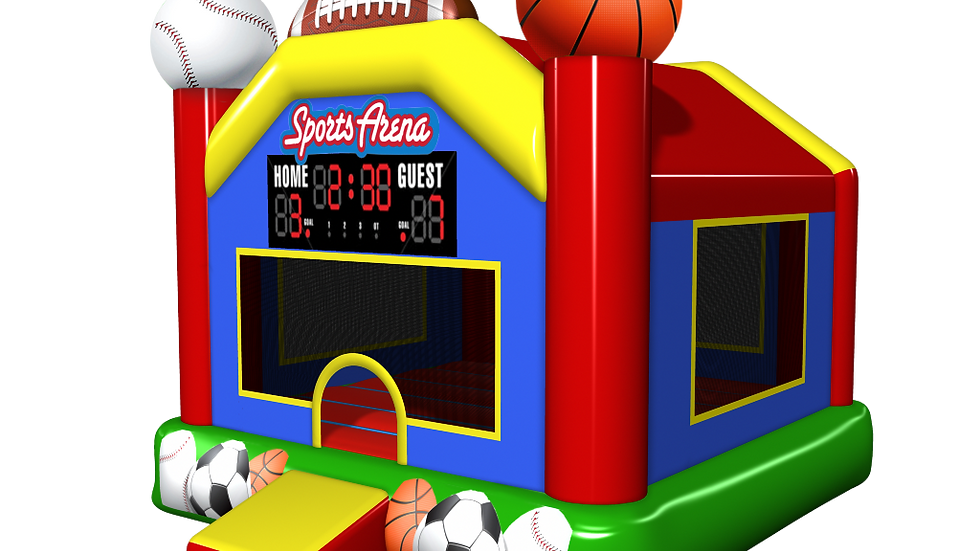 Sports Arena jumping castle