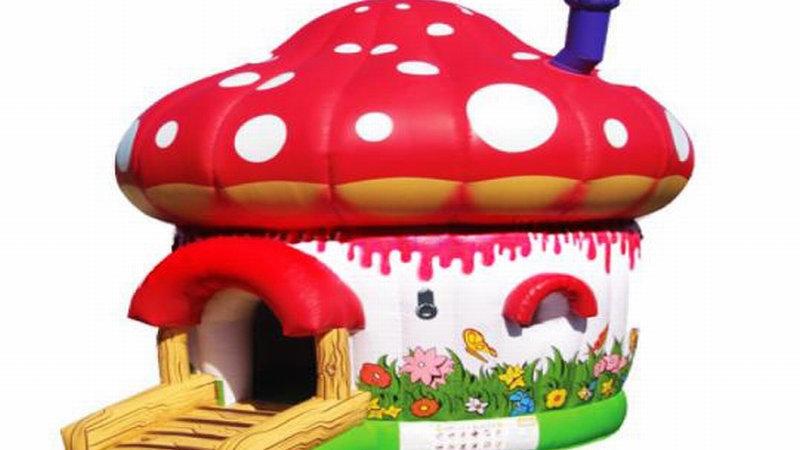 Inflatable Mushroom jumping castle
