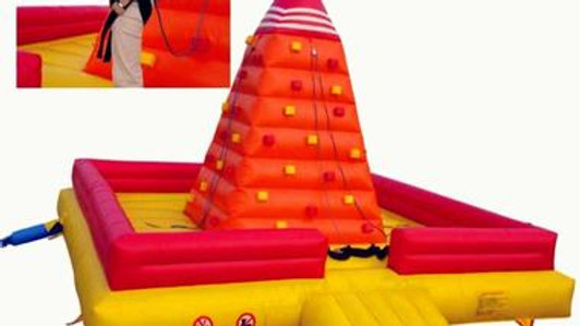 Inflatable Wall Climb