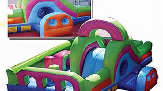 Toddler Obstacle Course
