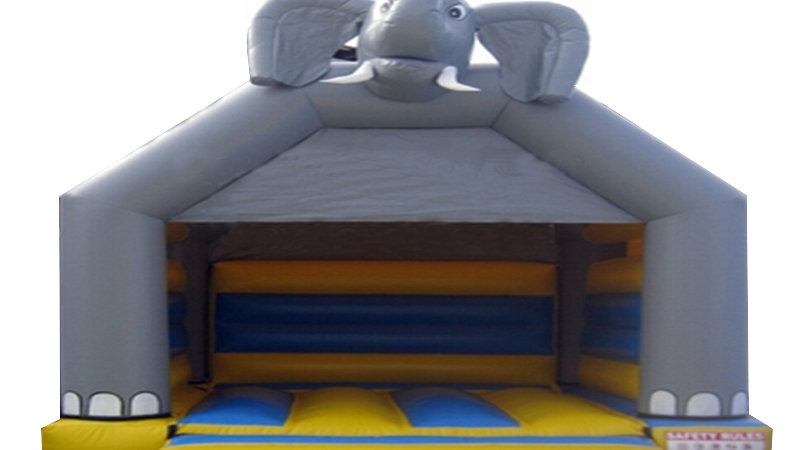 Large Elephant Bouncy castle
