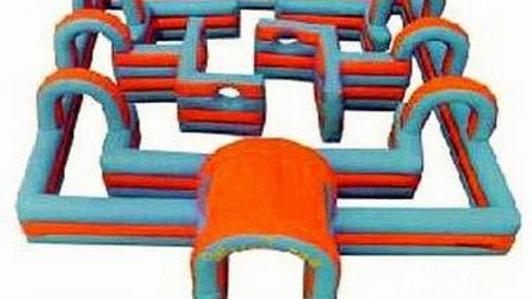 Interactive Maze Games