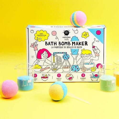 Kit boules de bain