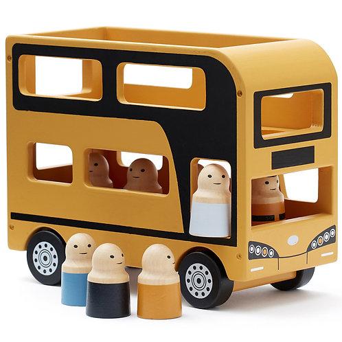Bus jaune Aiden