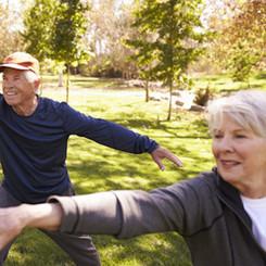 Practising Tai Chi Can Help Prevent Falls in Seniors