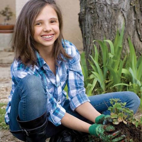 Growing Up Organic