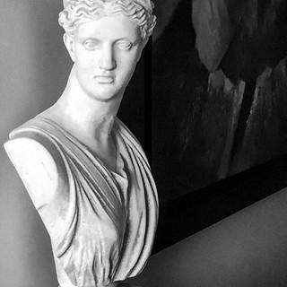 Claudia Shapiro, Portafolio Blanco y Negro, Esculturas
