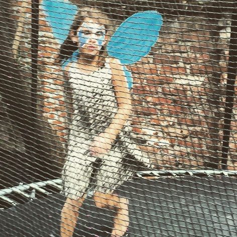 Claudia Shapiro, Portafolio Color, Retrato