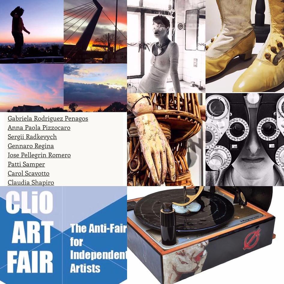 Shapiro, Flyer, 2017/03/02, Clio Art Fair