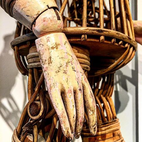 Claudia Shapiro, Portafolio Color, Esculturas