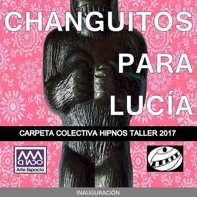 Shapiro, Flyer, 2017/11/28, Changuitos Para Lucía