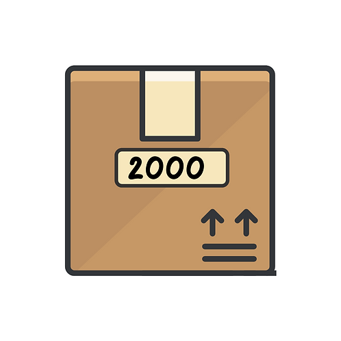 2000's Candy Box