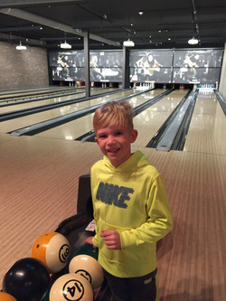 Bowling at the Foundry