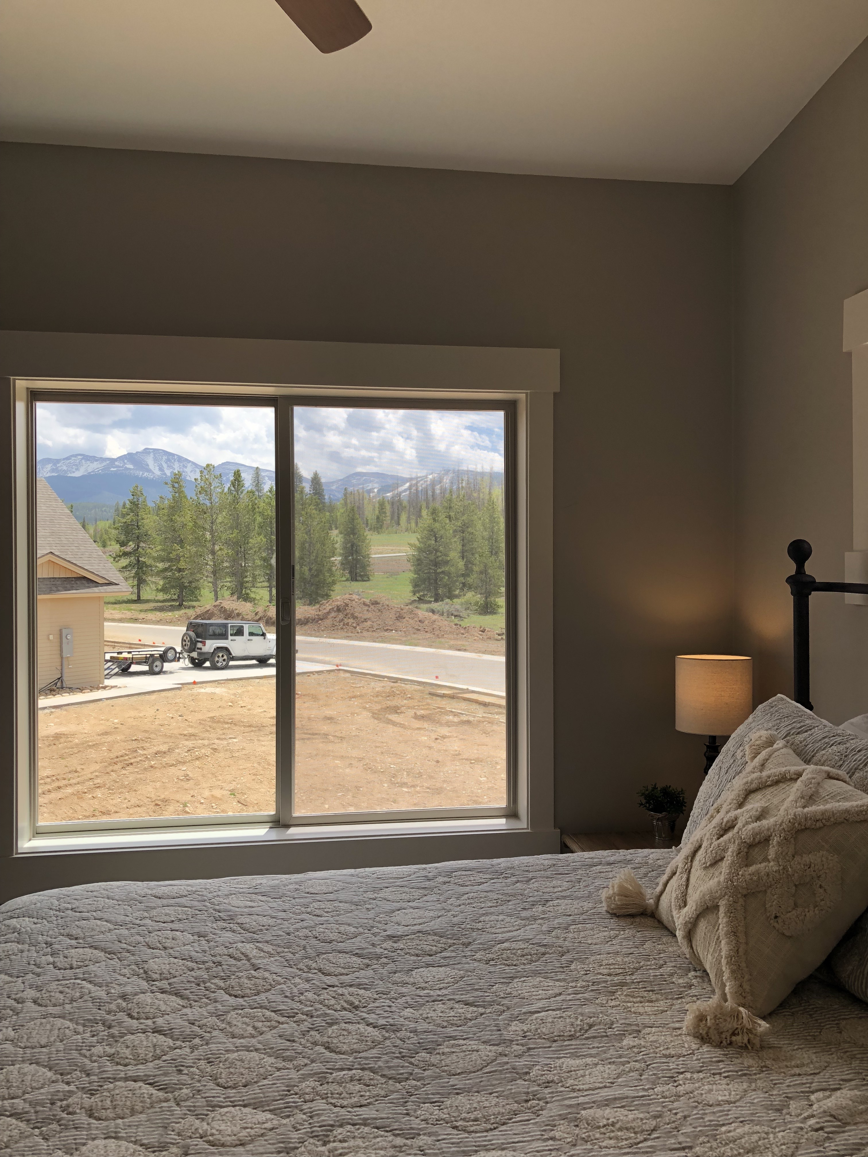 Third bedroom view of Winter Park