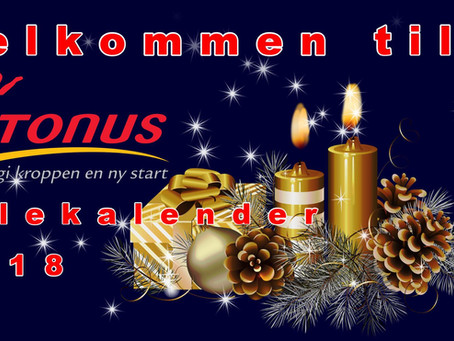 Julekalender for Tonus 2018