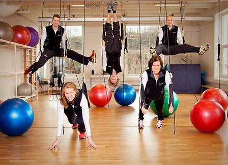 Velkommentil en aktiv rehabiliterig hos Tonus fysioterapi og trening