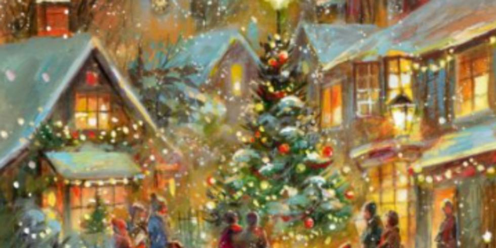 Christmas Meditation - Free Event