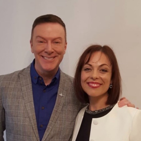 SOLD OUT - Evening of Mediumship with Chris Drew and Debra Chalmers