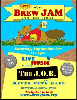 BrewJam Craft Beer Festival