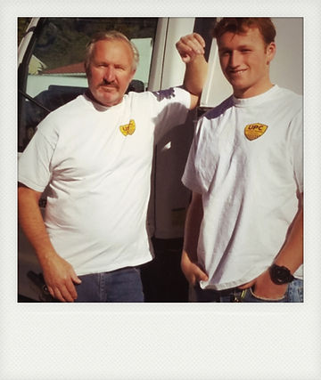 Universal Plumbing Contractors 805-962-2962 Fast & Efficient Water Heater Replacement John Lang & Max Lang