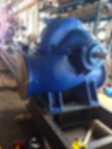 Split Case Pump, Pompe GPA, Water Treatment, Italian pump