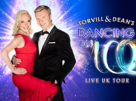Torvill & Dean's Dancing on Ice Live UK Tour On Sale