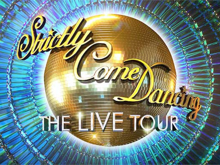 Strictly Come Dancing The Live Tour goes on sale