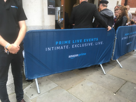 Amazon Prime Live Events with Katie Melua at the Cadogan Hall