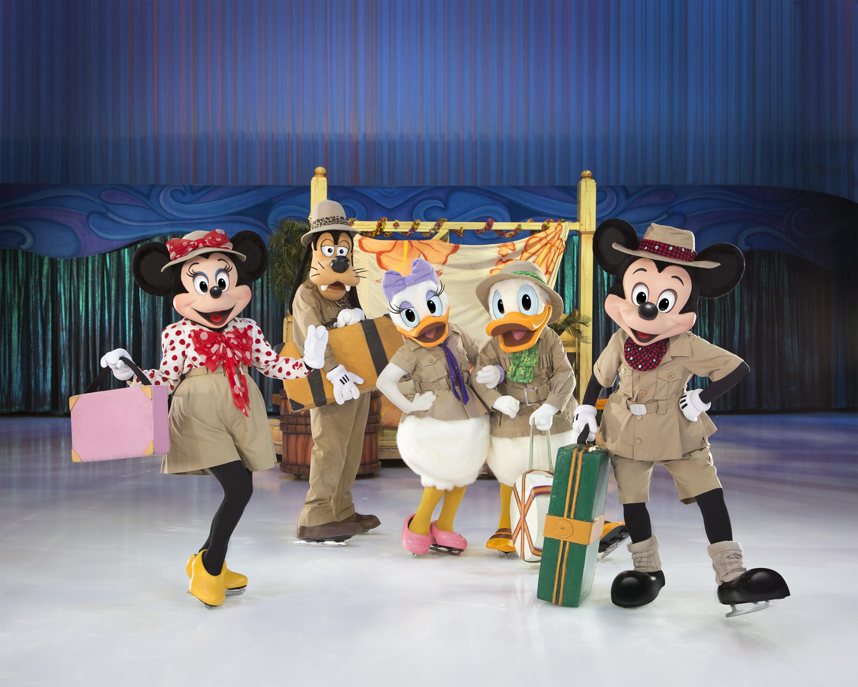 Disney on Ice 2017