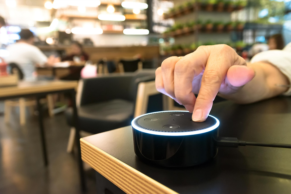 Amazon Echo using Alexa Voice Service