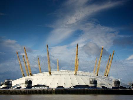 The O2 London Celebrates 10 Years