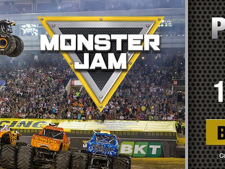 Monster Jam 2018 On Sale