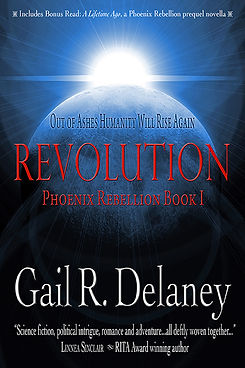 The Phoenix Rebellion Book One Revolutio