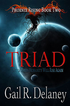 Phoenix Rising Book Three Triad Gail R D