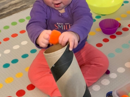 Three Tips to Encourage and Foster Independent Play with Your Baby