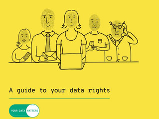 Some useful guidance from the Information Commissioner's Office on your Data Rights.