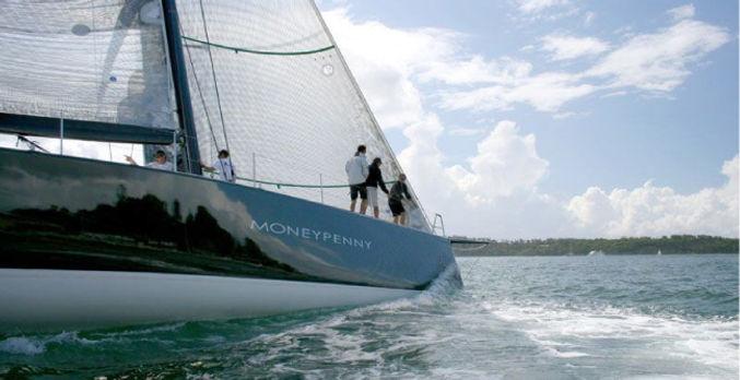 Yacht Moneypenny