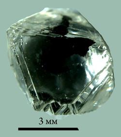 Natural diamond