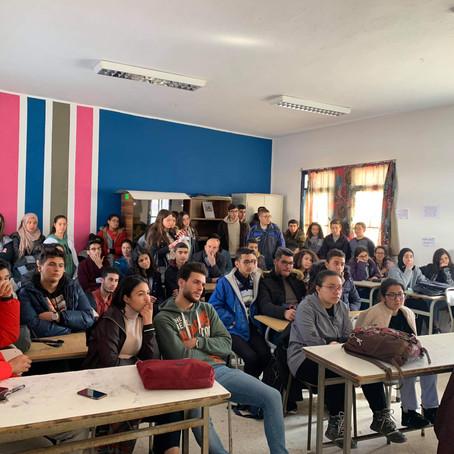 👩🎓 Tournées des Lycées Tunisiens 👨🎓